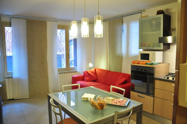 Great Flat for 4 in central Venice! - Venedig - Lägenhet