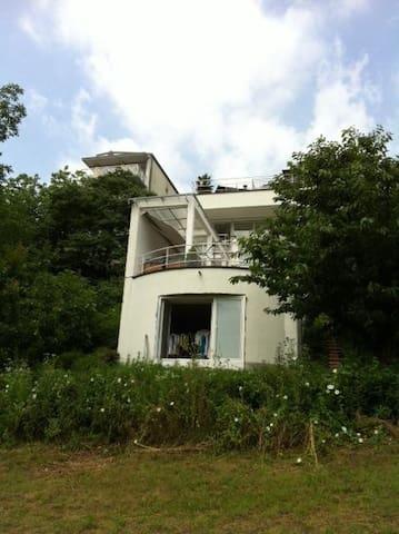 Design apartment in Montagnola - Collina d'Oro - Daire