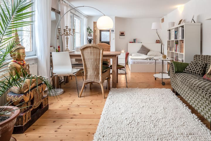THE GREEN ISLAND IN THE CITY  - Wiesbaden - Apartamento