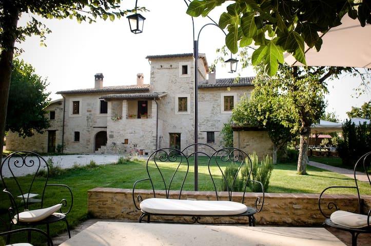 Small appartment in Countryside - Castel Ritaldi - Appartement