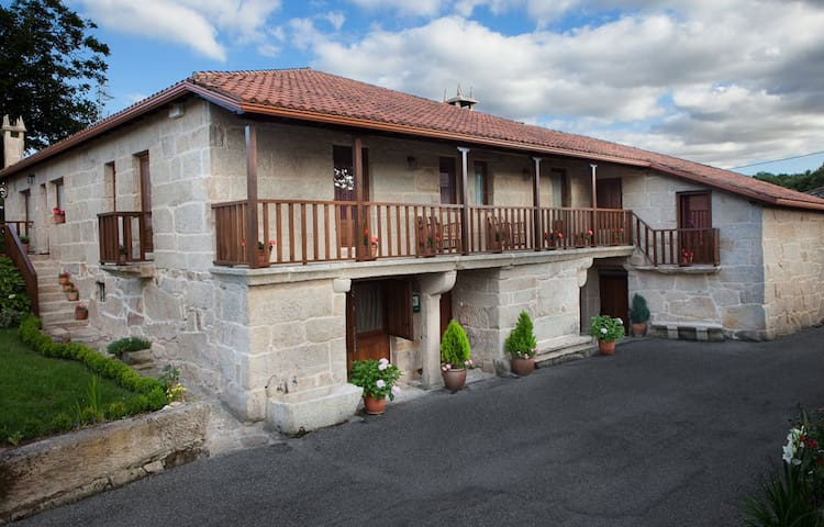 Rural House in the North of Spain - Casnaloba