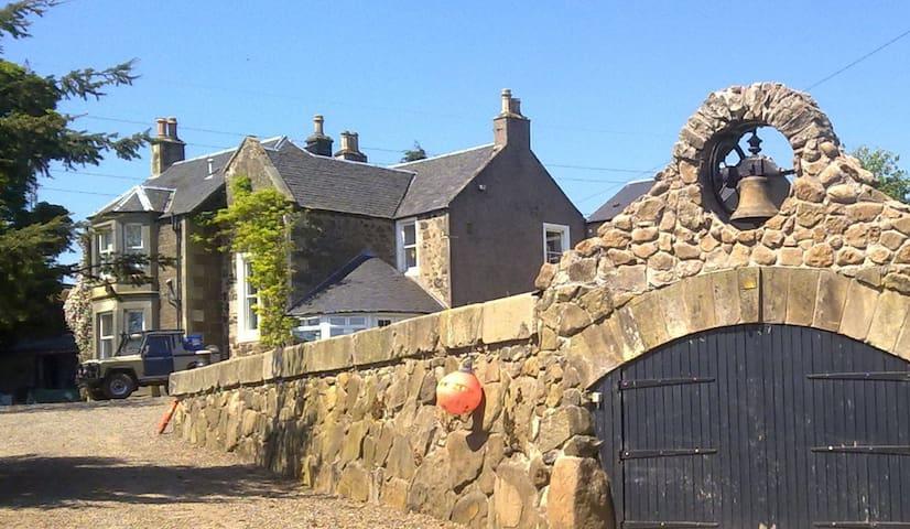 newton of strathenry farmhouse - Leslie - Bed & Breakfast