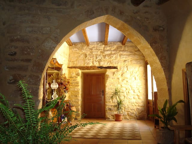Habitación en casa con encanto.Ubed - Úbeda