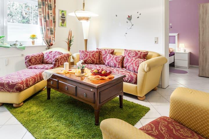 Ferienwohnung Domblick in Limburg  - Limburg - Appartement
