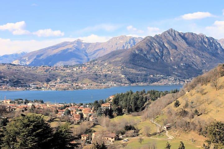 Apartment The Betrothed - Lake Como - Calolziocorte - Lägenhet