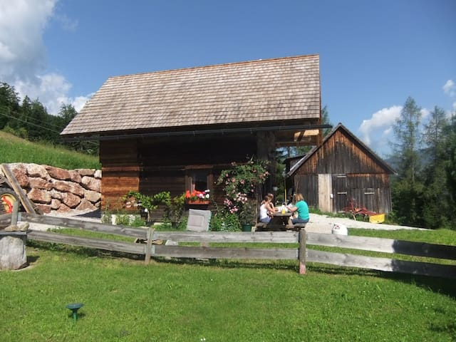 Chalet Ascherhütte in Upper Austria - 4575 Roßleithen - Chalet