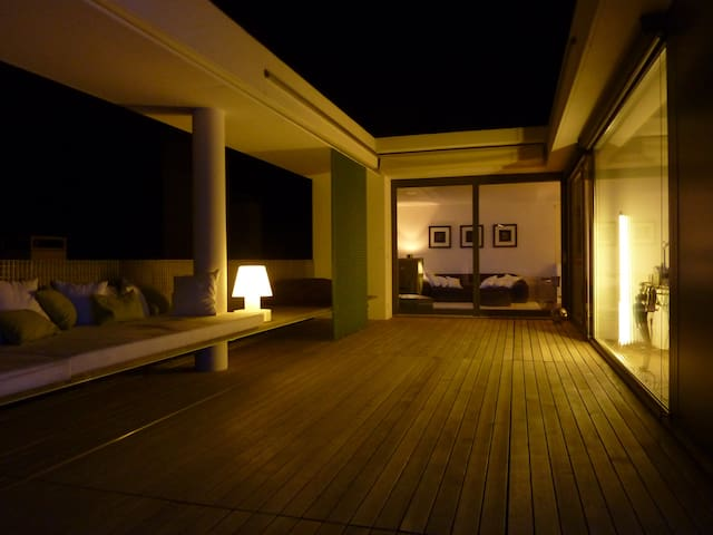 modern luxurious terrace house - Baden - Hus