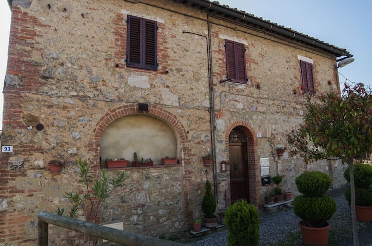 La Tognazzina smart stay in Siena - Siena - Daire