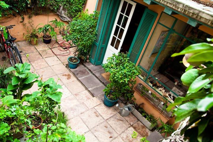 Luminoso y tranquilo en Palermo ,desayuno incluido - Buenos Aires - Rumah