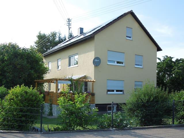 Ferienwohnung Krallert - Rennertshofen - Leilighet