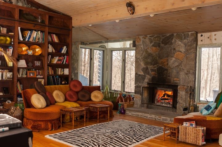 Sunny, Spacious, Private Home in NY - Garrison - Huis