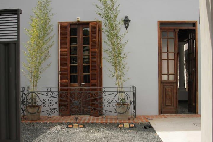Large studio flat in bed&breakfast - Asuncion - Oda + Kahvaltı