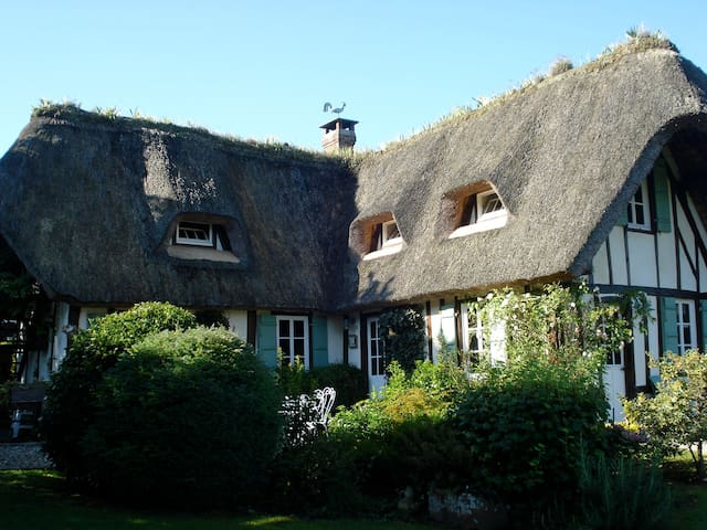 Thatched Cottage on the Seine - Vieux-Port - Σπίτι