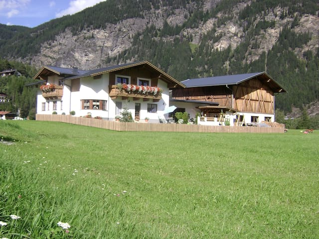 Apartment 8 persons Oetztal, Tirol - Oberried