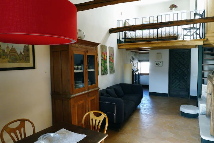 Around Amiata Tuscany Life! - Abbadia San Salvatore - Lägenhet