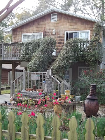 Inlet Cottage and Walking Tour - Murrells Inlet - Pis