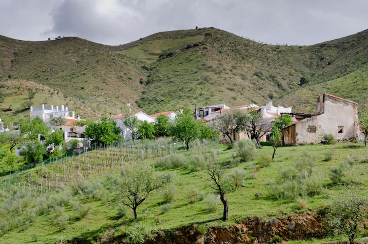 Apt Studio/Casa en Barranco Ferrer / Granada - Rubite - Villa