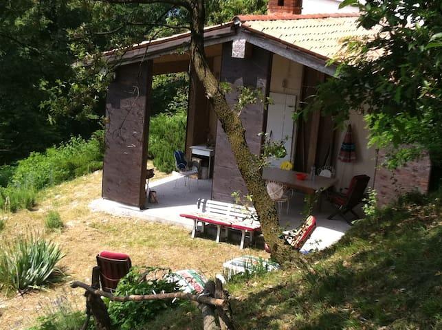 Panoramic refuge in prosecco hills - Valdobbiadene - Ev