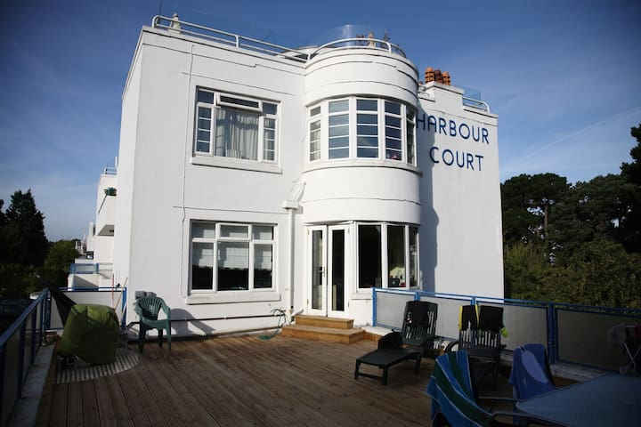 HARBOUR COURT, SANDBANKS, POOLE - Poole - Lägenhet