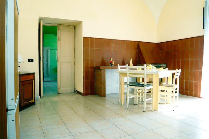 House on the hills 3km from Salerno - Capezzano