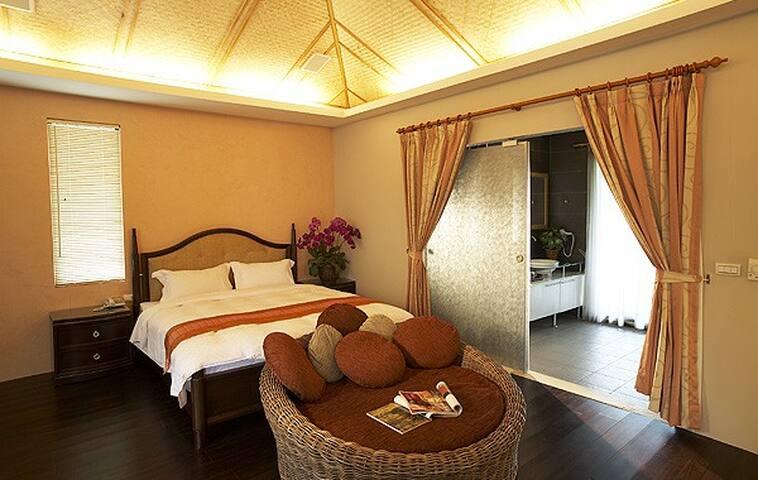 風泉客房(2人房) Standard Suite(2 guests) - Checheng Township