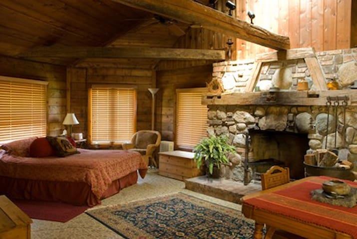 Lonnie's Private Eco Lodge - Watervliet - Casa