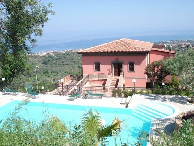 Holiday in sicily in front sea - Sant'agata di Militello - Apartament