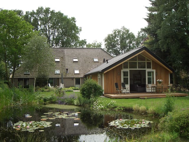 Vacation Cabin 2 - Dwingeloo - Stuga