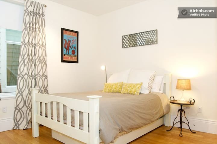 Sunny Room Heart of the Mission! - San Francisco - Appartement