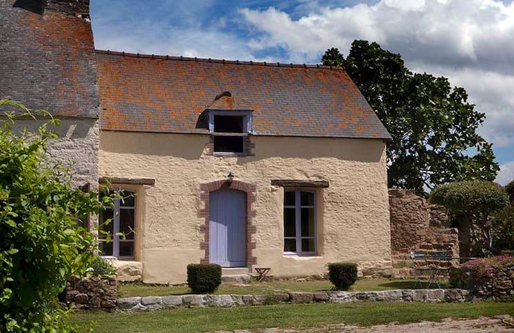 entre terre et mer - Ploubalay - Huis