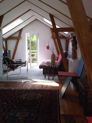 Kieler Förde-neu renovierer Stall - Heikendorf - Huis