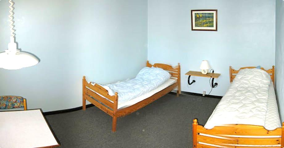 Room 4 at Sunds Sø Camping - Sunds - Bed & Breakfast