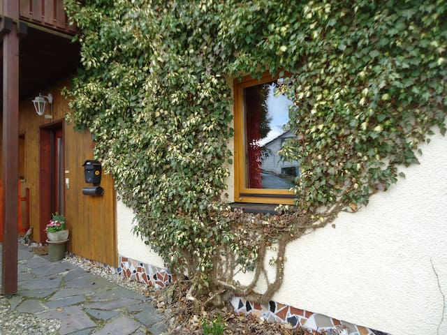 cozy apartment near the Felsenmeer - Lautertal - Daire
