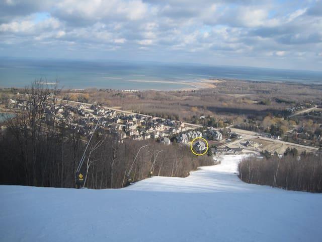 Blue Mtn Pet Friendly, Ski to Door! - Blue Mountains - Daire