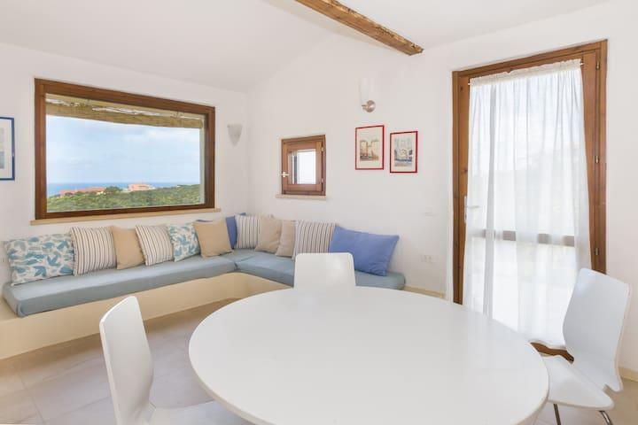 Villetta con giardino in Sardegna - Pistis - 一軒家