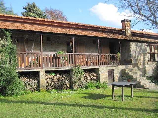 Casa Vilar d'Além   - Marco de Canaveses - Casa