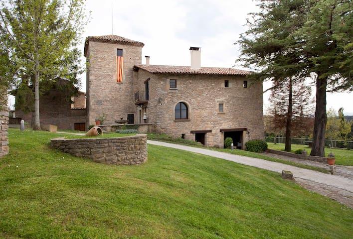 Enjoy contryhouse in Osona - Tavèrnoles - Lägenhet
