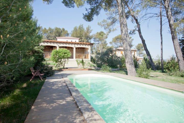 Villa near St Remy de Provence - Barbentane - Ev