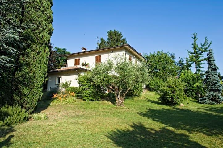 Beauty bright villa on Lake Garda - Padenghe Sul Garda - Villa