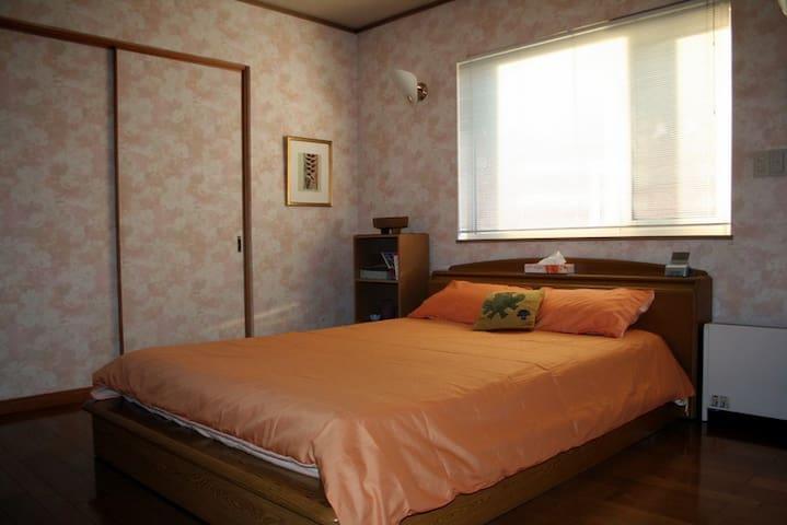 Explore Tohoku - Toucan Room - Aomori - Ev