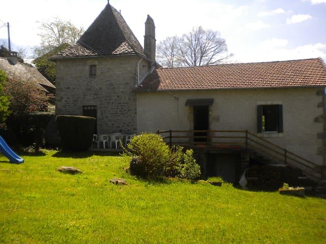 maison de campagne quercynnoise - Teyssieu - Ev