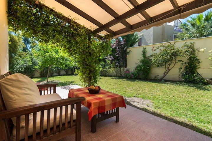 House with garden in Ialisos-Rhodes - Rhodos - Hus