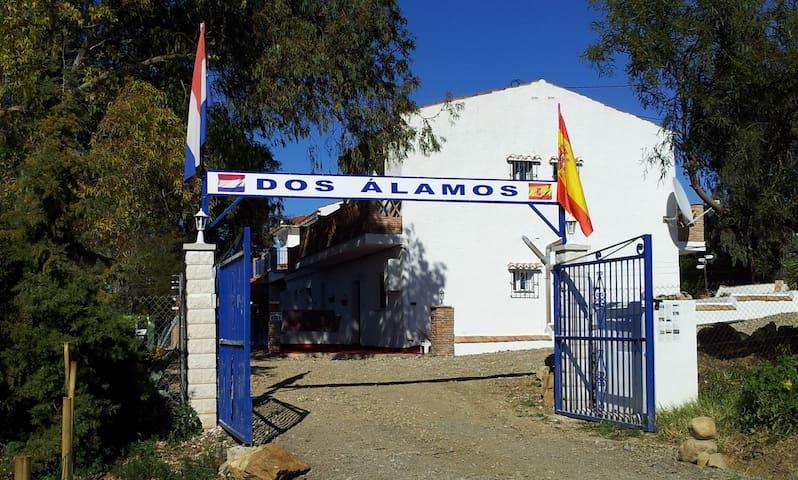 Dos Alamos, Apartment London  - Álora - Appartement