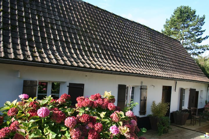 Gîte en Baie d'Authie et Sommes - Tigny-Noyelle - Casa