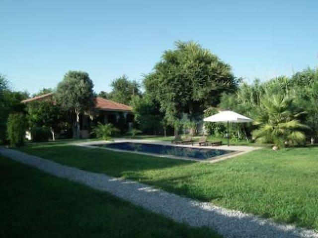 Colonial Style Villa & Private Pool - Eskiköy - Villa