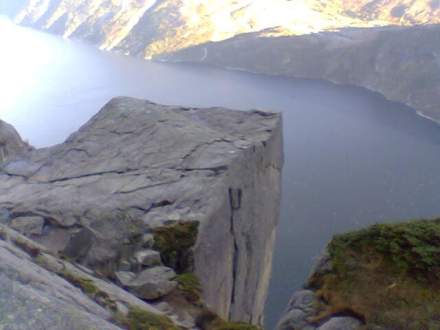 Prekestolen/Pulpit rock &  Kjerag. - Forsand