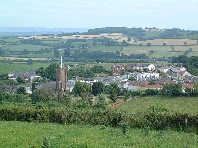 Devon Village Double with Ensuite - Bradninch - Casa