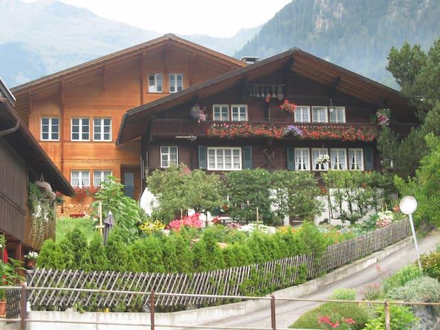 Idyllic location in Grindelwald - Grindelwald - Huoneisto