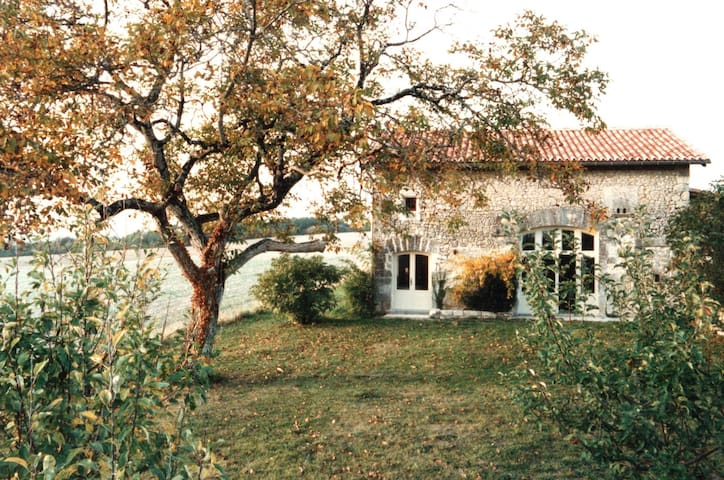 La Grange, Coutures, Dordogne - Coutures - Huis
