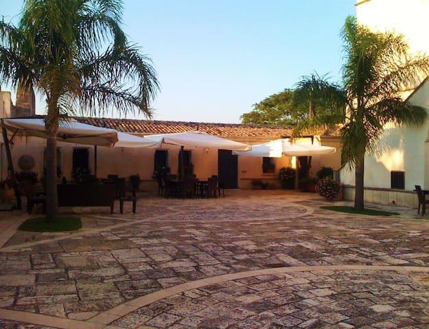 Masseria Fogliano Ospitalità rurale - Crispiano - Apartamento